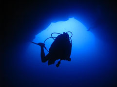Billinhurst Cave Malta Diving