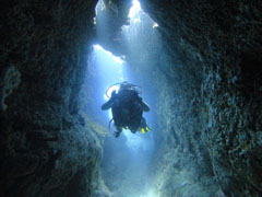 Fortizza Reef Diving Malta