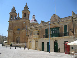 Marsaxlook Church