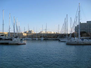 Neighbouring Marina
