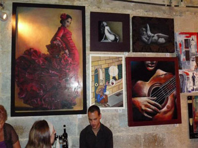 Strada Art, Wine & Culture Festival - Strait Street - Valletta