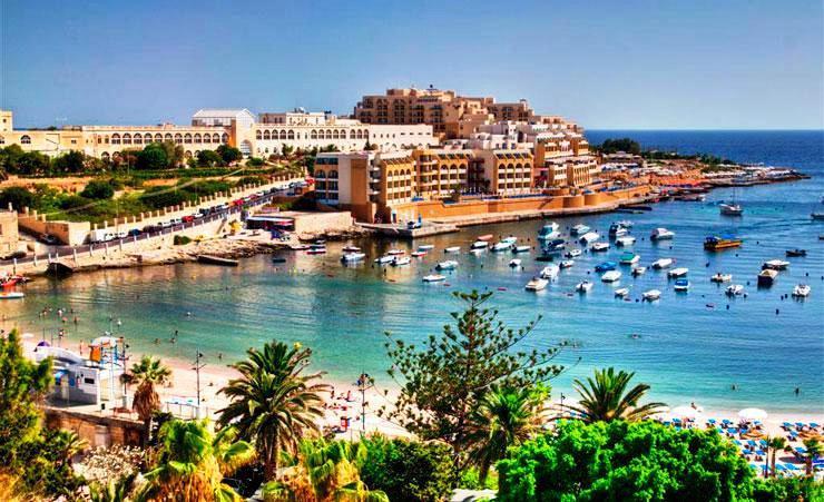 St Georges Park Hotel St Julians Malta