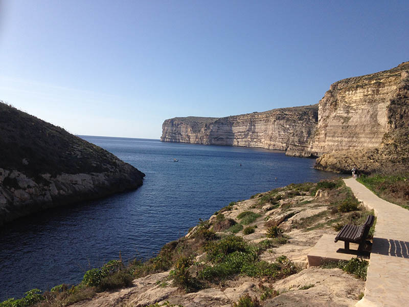 Xlendi Beaches Gozo