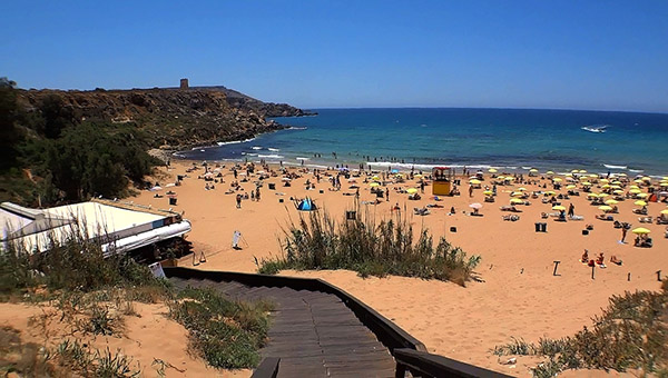 Image result for Sandy and rocky beaches in the South of Malta