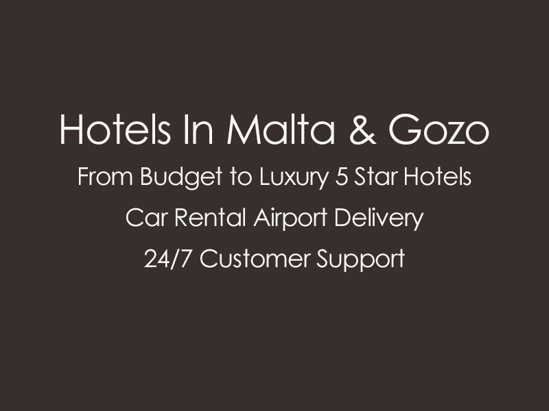View All Malta & Gozo Hotels