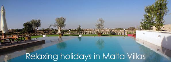 Experience Malta Villas