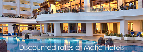 Discounted Malta Hotels