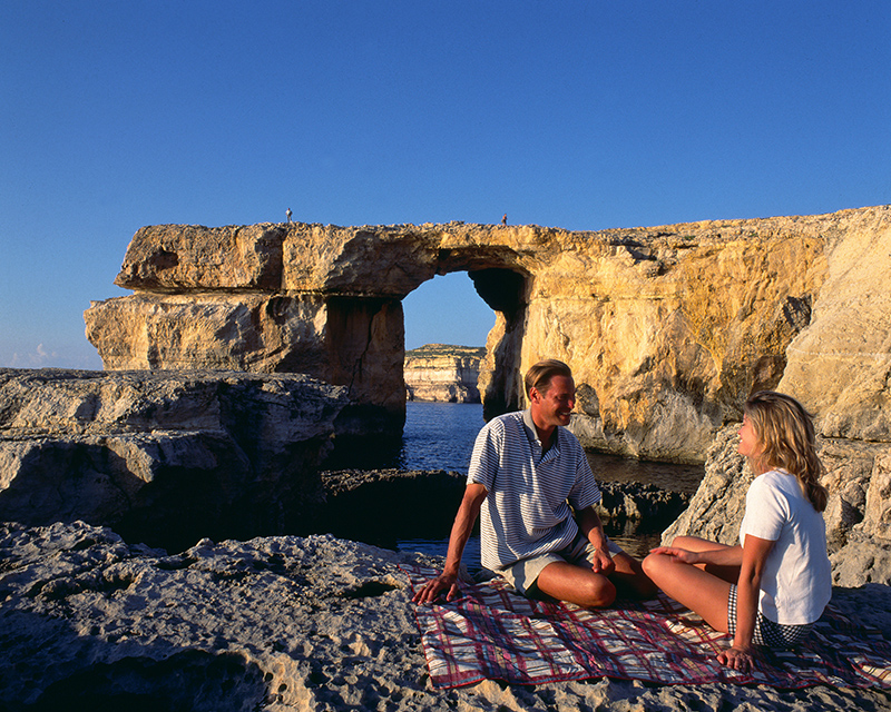 The Azure Window Gozo
