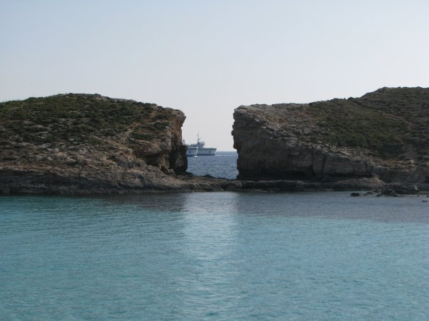 Comino and Gozo Channel by D Dalli