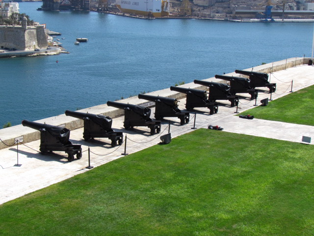 Valletta Battery by D Dalli