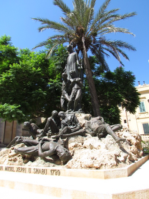 Valletta Monuments by D Dalli