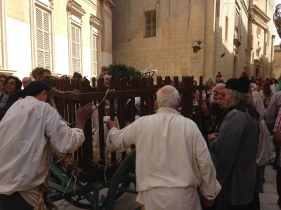 Mdina Medieval Festival - Street Re-enactments