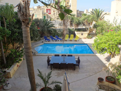 Gharb Gozo Villa With Pool - Sleeps 8