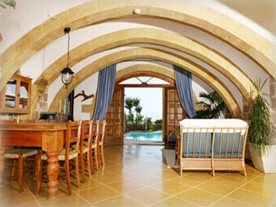 Gozo Villa Farmhouse - Sleeps 12