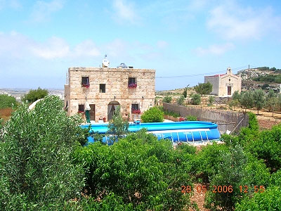Secluded Country Villa In Mgarr Malta