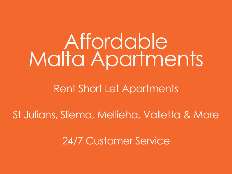 Hotels In Malta, Apartments In Malta