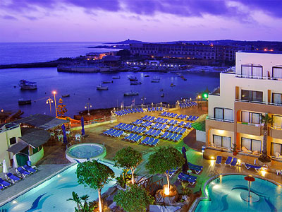 All Inclusive Hotel In Malta - La Branda Riviera