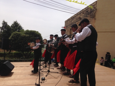 Mgarr Strawberry Festival - Folk Music