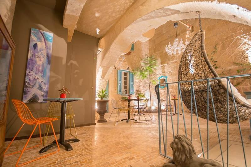 Boutique hotels in malta for Boutique hotel malte