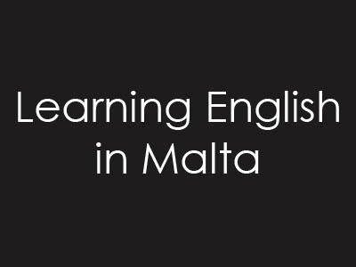 Learning English In Malta