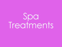 Spa Treatments @ Your Booked Property
